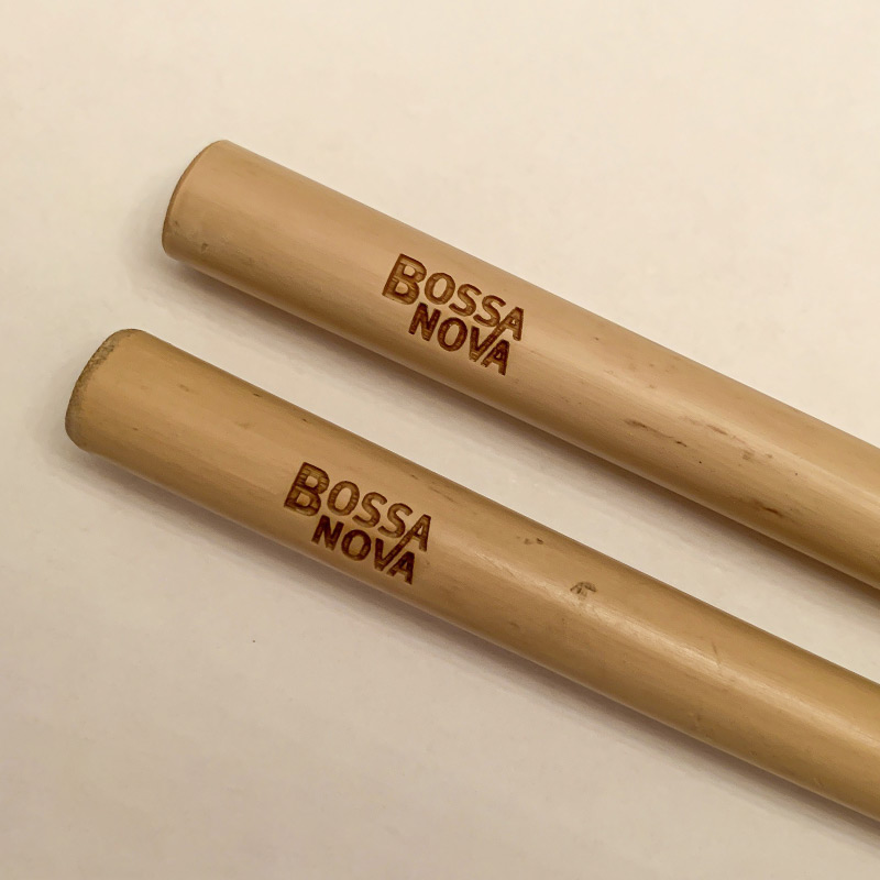 individuelle Bambus Strohhalme